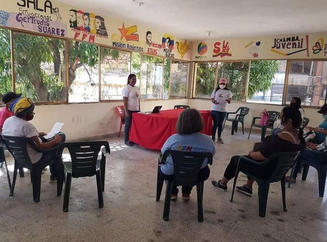 MinMujer forma a decenas de voluntarios para el Plan Nacional de Parto Humanizado