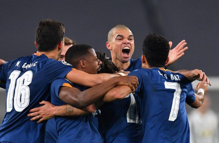 El Porto eliminó a la Juventus