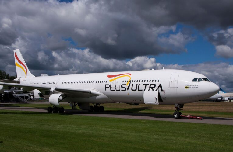 Plus Ultra reinicia vuelos a Venezuela