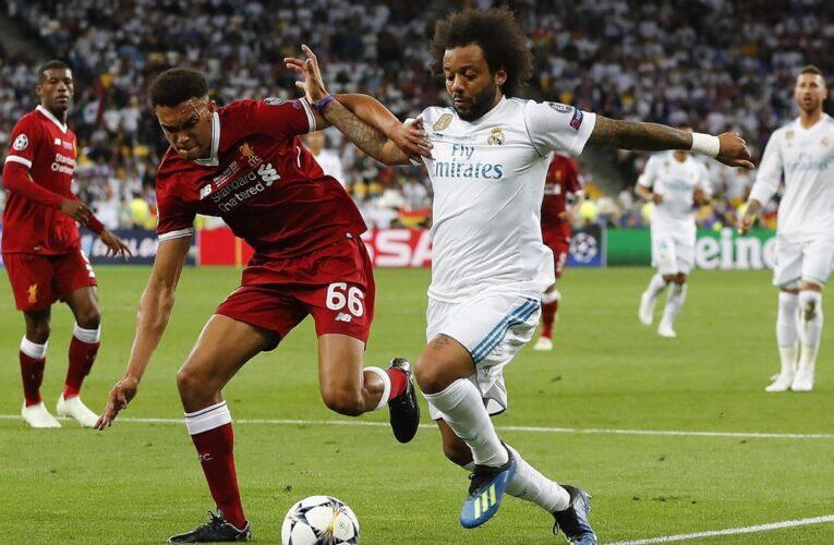 Real Madrid y Liverpool jugarán en cuartos de la Champions