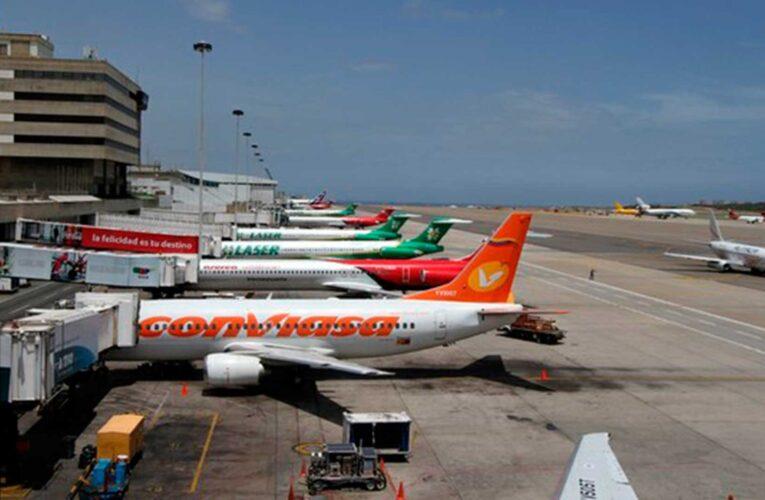 Inac autoriza 214 vuelos nacionales en los días de flexibilización de marzo