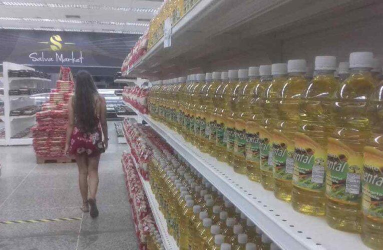 Salva Market atrae a compradores con sus ofertas al mayor