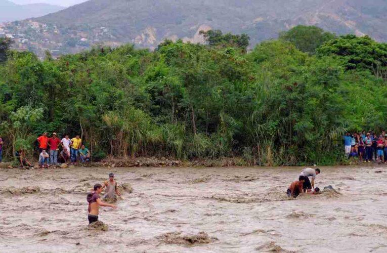 Muere venezolana que intentó cruzar el río Táchira por la trocha La Platanera