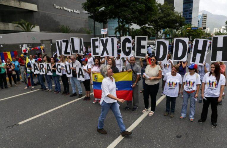 ONGs denuncian como grave rendir cuentas ante el Gobierno