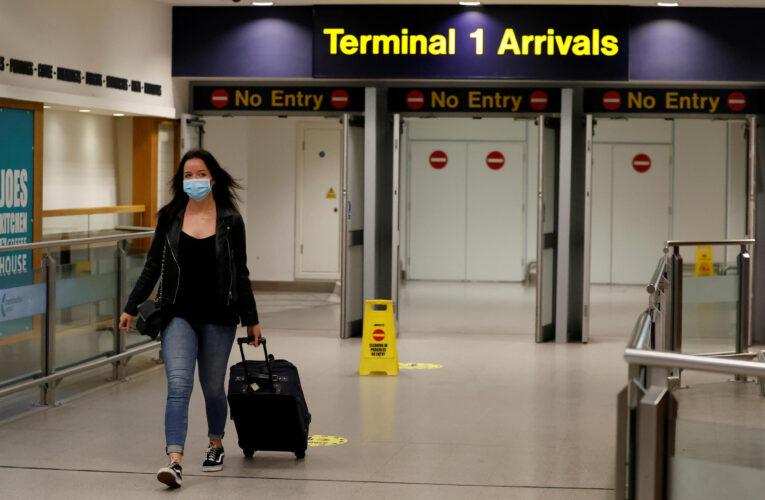 Estadounidenses vacunados podrán viajar a Europa en verano