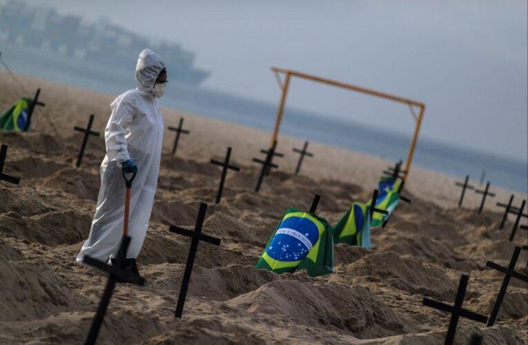 Muertes superan los nacimientos en 11 ciudades brasileñas