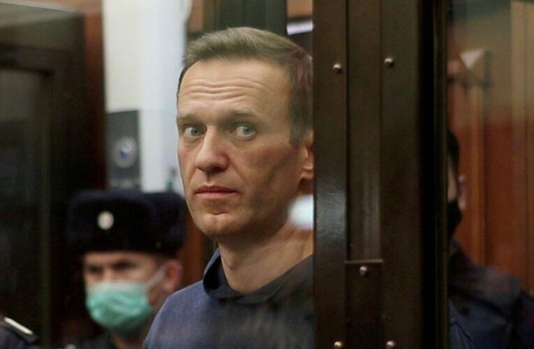 Navalny podría sufrir paro cardiaco en cualquier momento