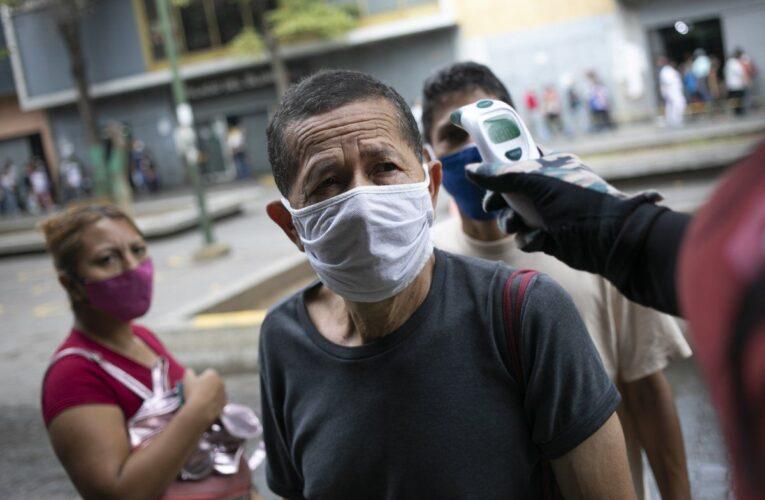 18 muertes y 1.294 contagios en Venezuela