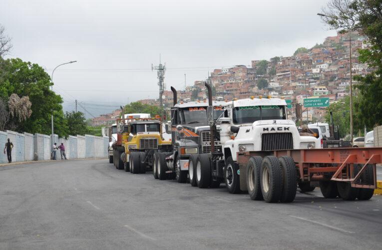 Transportistas denuncian matraca con el gasoil