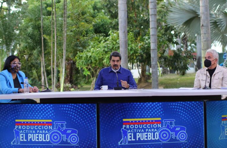 Maduro da 60 días para regularizar distribución de diésel para sector agroalimentario