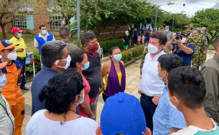 Delegación internacional visita frontera colombo-venezolana tras combate