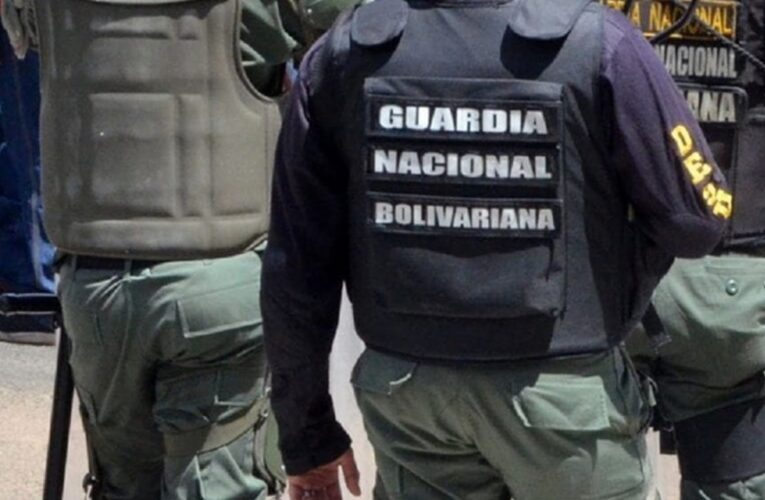5 militares heridos deja ataque a comando de la GNB