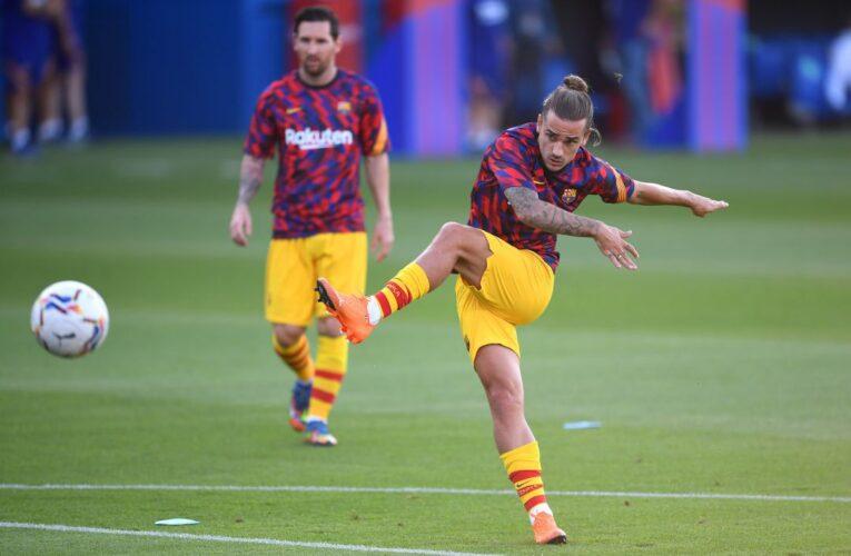 Barcelona busca el liderato de La Liga