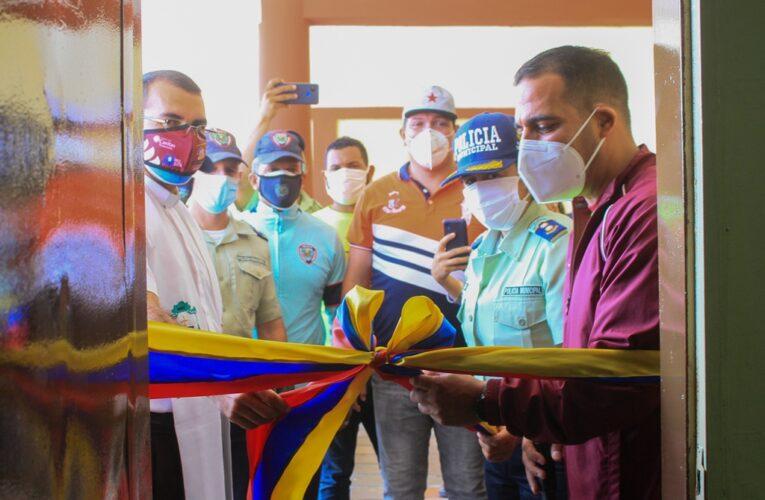 Inauguran módulo policial en Carlos Soublette