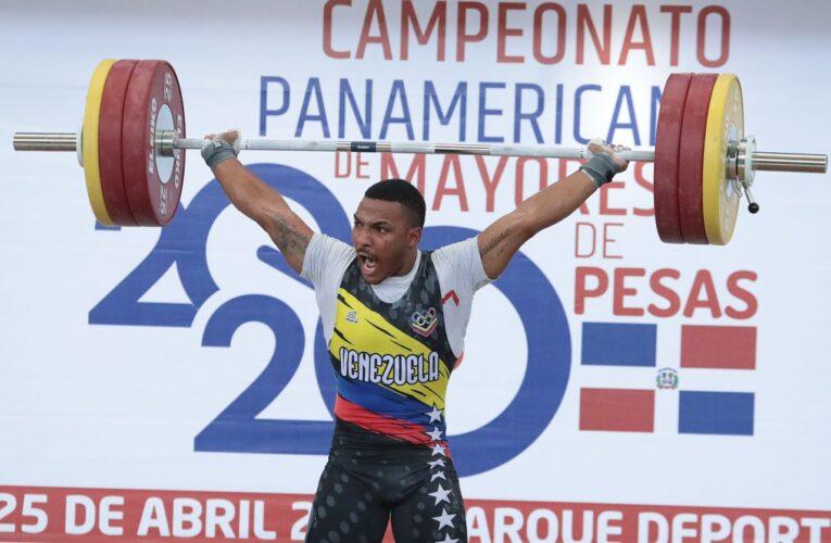 Julio Mayora consolida su cupo olímpico en Santo Domingo
