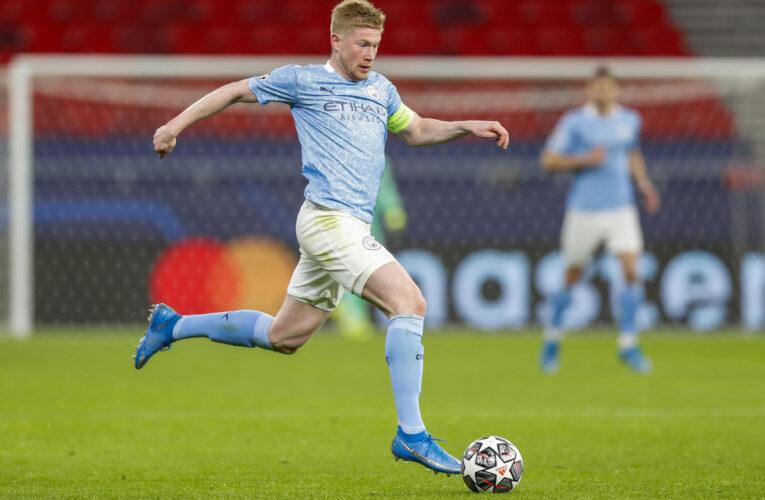 Manchester City enfrenta la barrera del Dortmund