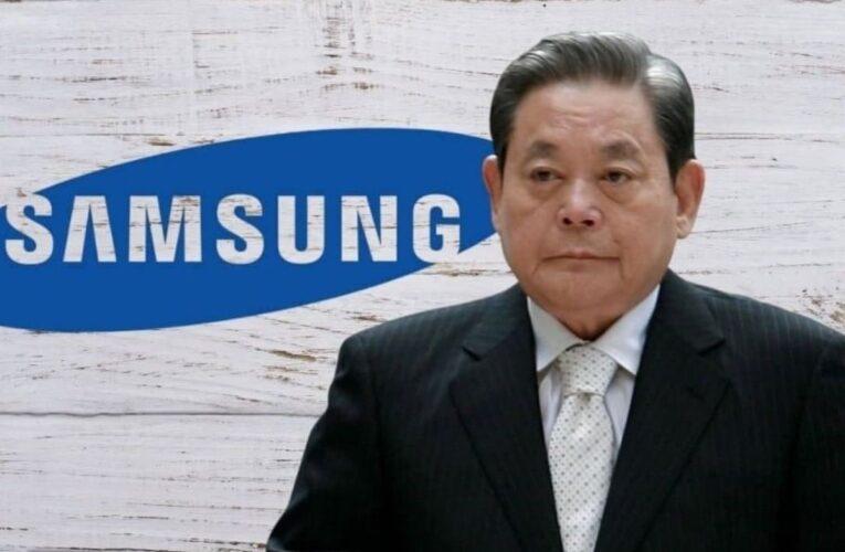 Herederos del presidente de Samsung pagarán $10.000 millones en impuestos