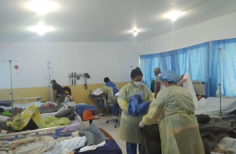 Ambulatorio de Los Caracas tiene 18 camas-covid