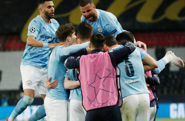 Manchester City acaricia el pase a la final