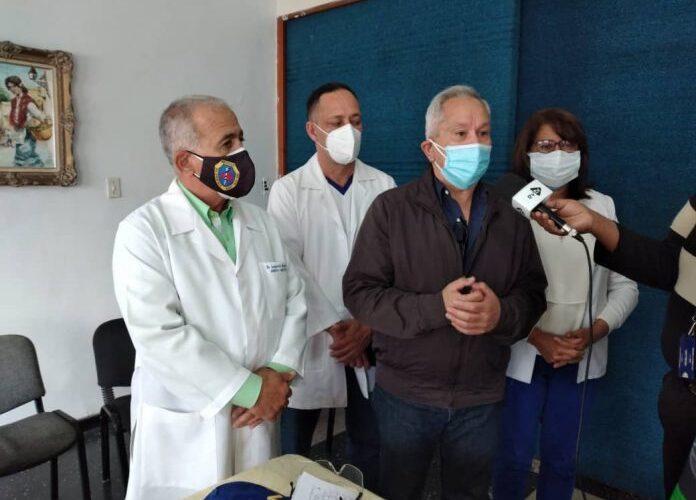 FMV: 50% de la población está contagiada de covid-19