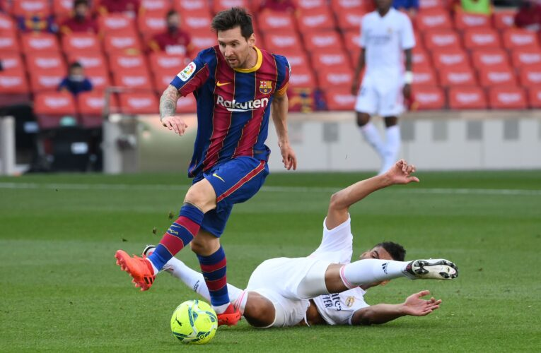 Real Madrid y Barcelona protagonizan un clásico crucial
