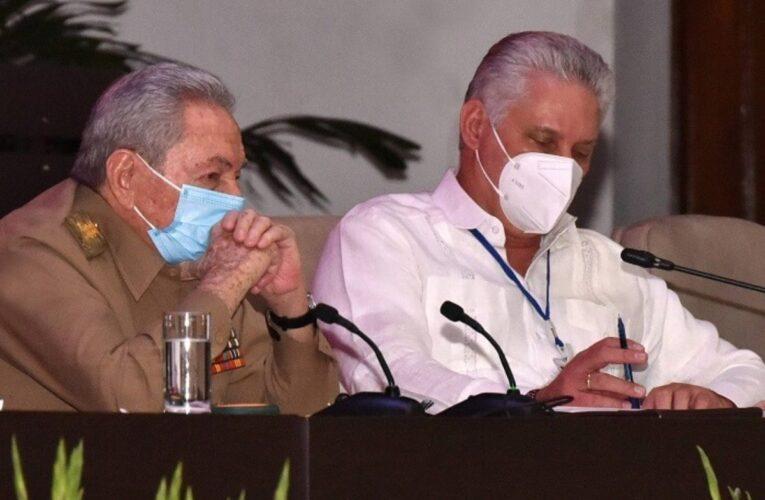 Díaz-Canel sustituye a Raúl Castro en el Partido Comunista