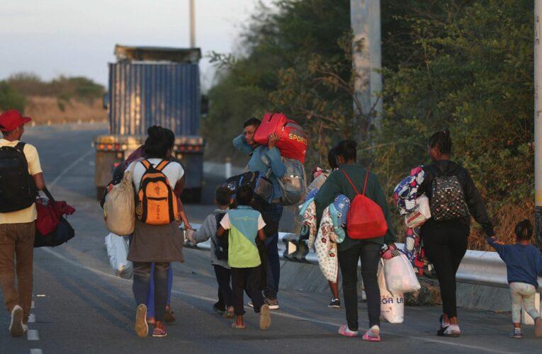 100 niños de migrantes que murieron por covid fueron repatriados