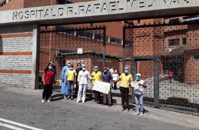 Sitrasss-Vargas y trabajadores de las ASIC exigen aumento de sueldo ya