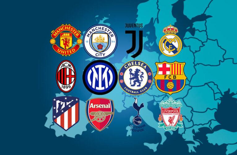 Cómo funcionará la Superliga europea