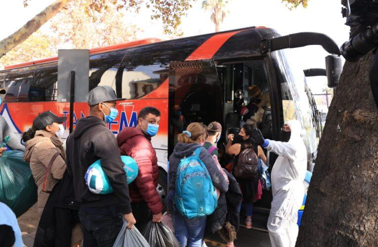 Investigan a una red dedicada al traslado irregular de migrantes