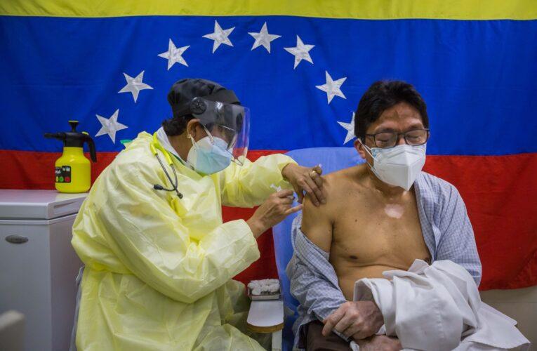 Venezuela necesitaría 23 años para vacunar a su población