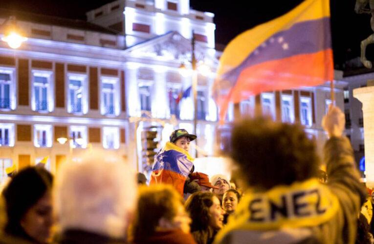Creció en 53% el número de venezolanos residentes en España