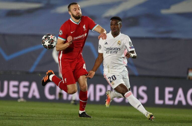 Real Madrid busca las semifinales en Liverpool