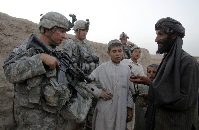 Biden retirará tropas de EEUU de Afganistán
