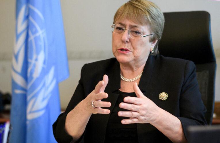 Bachelet y EEUU preocupados por DDHH en Venezuela