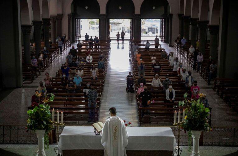 CEV: 1,2% del clero ha fallecido y 10% se ha contagiado