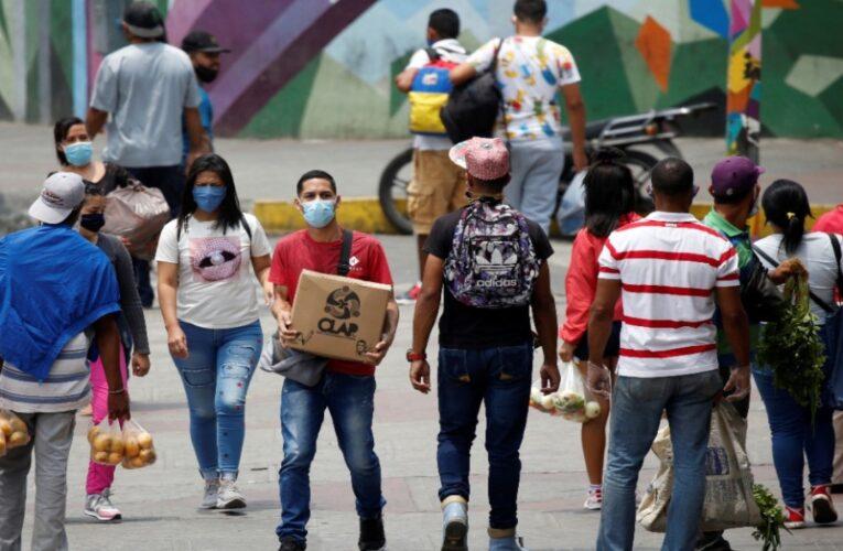 17 muertes y 925 contagios en Venezuela