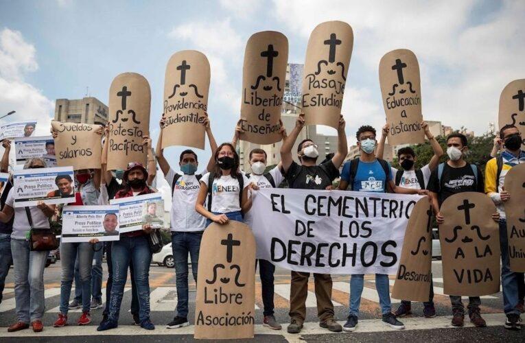 ONG: Normativa de Ley contra el terrorismo viola los DDHH