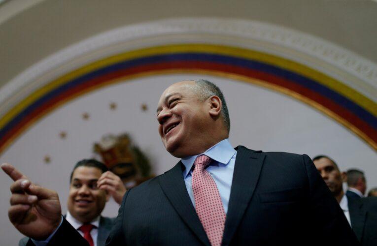 TSJ ordena a El Nacional pagarle $13 millones a Diosdado Cabello