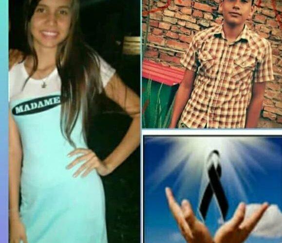 Apuñalados y sin vida hallaron a dos adolescentes de 15 y 16 años