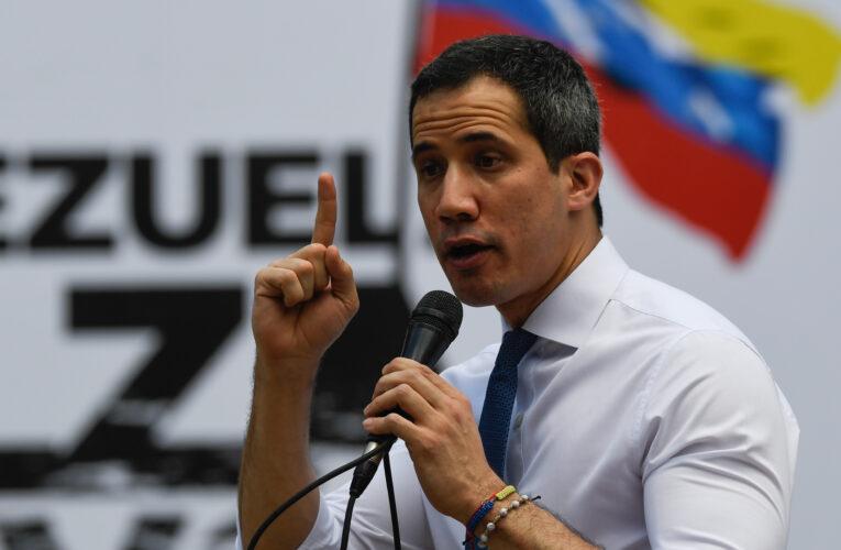 Guaidó: No podemos quedarnos de brazos cruzados
