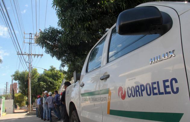 Sectores de 3 parroquias se vieron afectados por cortes eléctricos