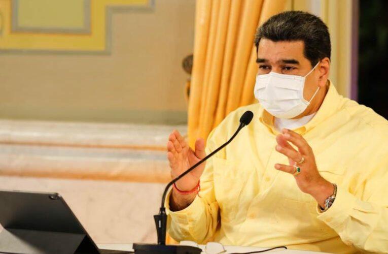 Maduro completará pago al Covax esta semana