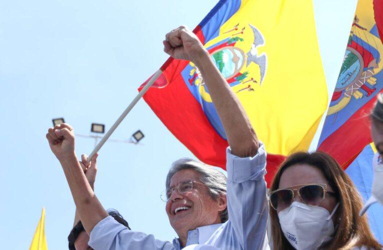 Presidente de Ecuador invitará a Guaidó a su toma de posesión