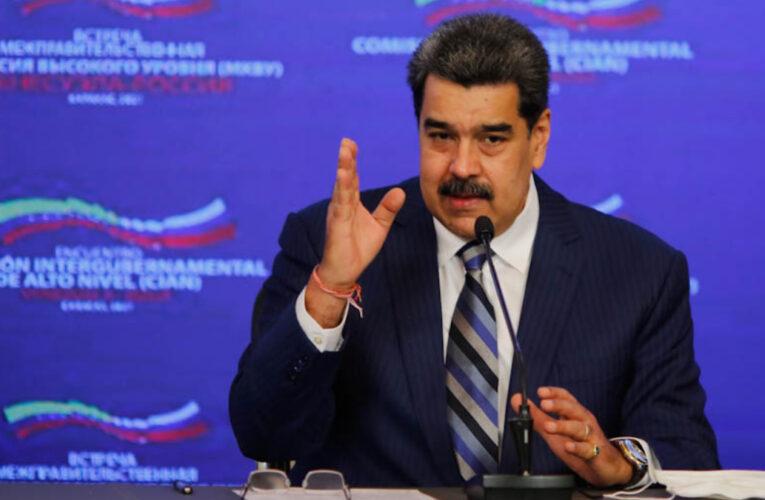 Maduro busca agilizar entrega de vacunas