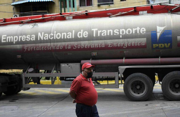 Detienen a 10 empleados de Pdvsa por robo de gasolina y gasoil