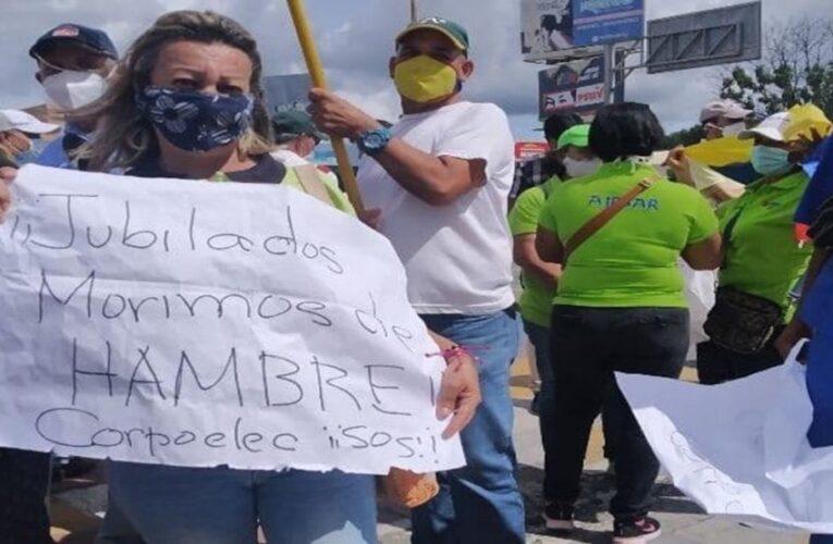 Denuncian suspensión de salarios a trabajadores de Corpoelec