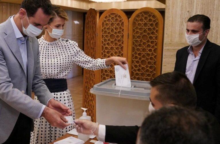 Siria tendrá elecciones presidenciales en mayo