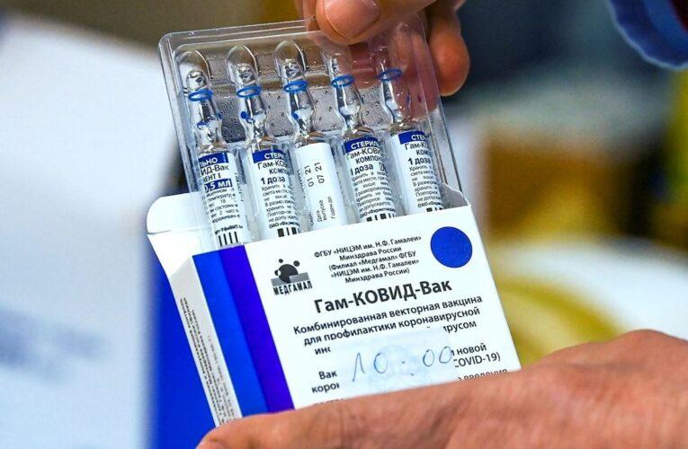Regulador brasileño negó permiso para importar la vacuna rusa
