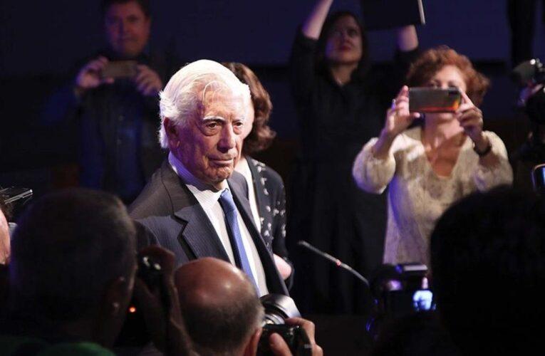Vargas Llosa: Es importante que Perú no caiga en la catástrofe que es Venezuela